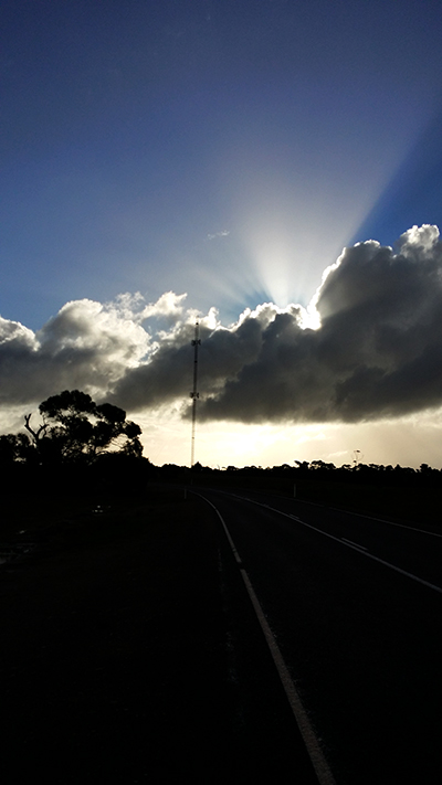 Sunburst, Eyre Peninsula, South Australia