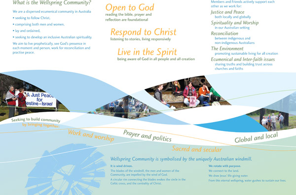 Wellspring Community - Brochure - Page 2